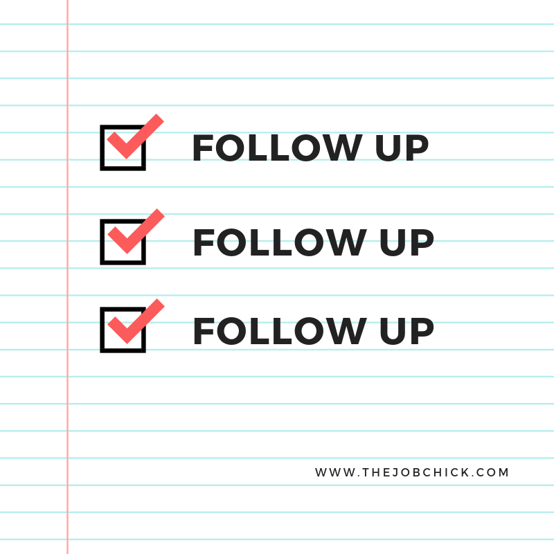 How To Follow Up On A Job Application: How To Follow Up After Applying For A Job