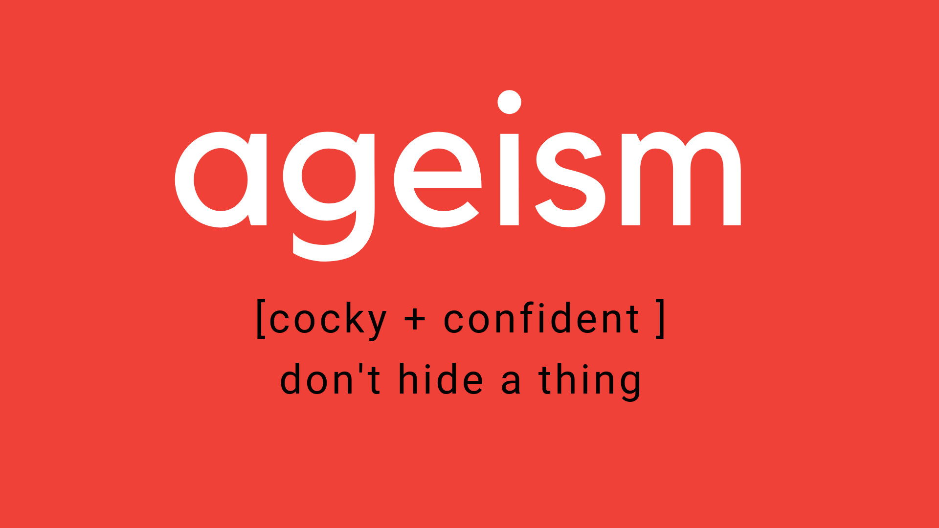 How to beat ageism in the job search